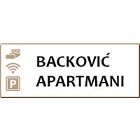 Backović Apartmani